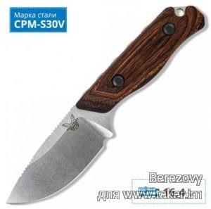 Обзор ножа Benchmade Hidden Canyon Hunter - небольшой скинер для работы по мелкой дичи
