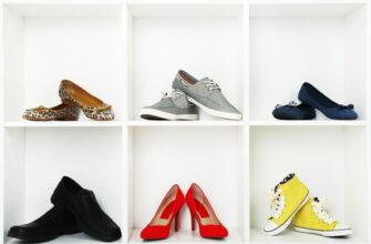 Размеры мужской, женской и детской обуви