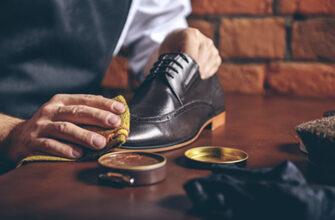 Выбор средств по уходу за обувью