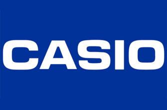 Cаsio - марка проверенная временем