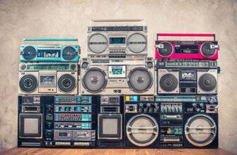 Hi-Fi аудиотехника середины-конца 80-х годов на eBay